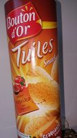 Tuiles snack - Product