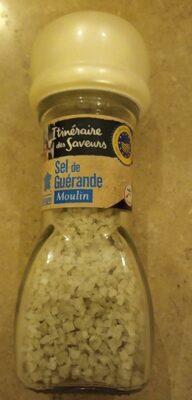 Sel de Guérande Moulin - Produit - fr