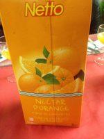 Nectar d'orange - Product