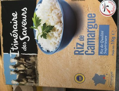 Riz de Camargue – Riz long grain - Ingredients - fr