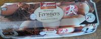 Oeufs frais Fermiers (x 12) Label Rouge - Product - fr