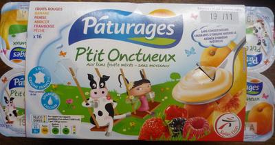P'tits Onctueux Pâturages - Produit - fr
