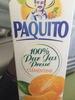100% pur jus pressé Clémentine - Product