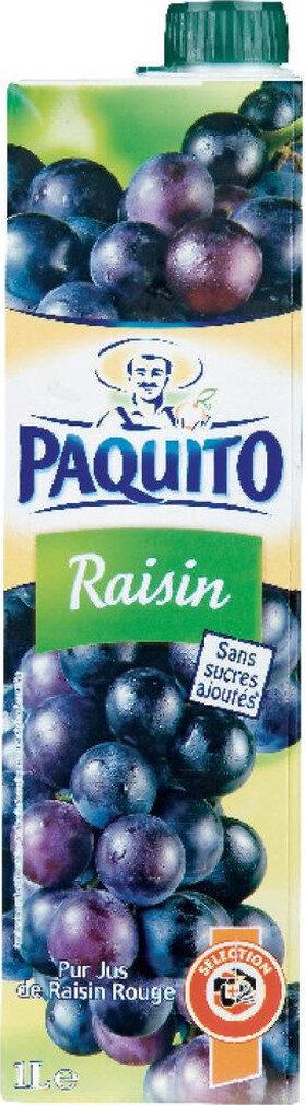 Jus de raisin - Prodotto - fr