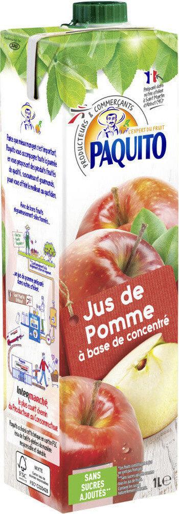 Jus de pomme à base de concentré - Prodotto - fr