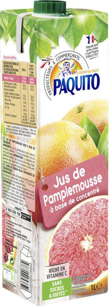 Jus de pamplemousse - Produit - fr