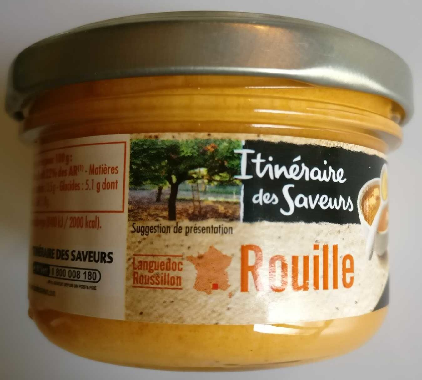 Rouille - Produit - fr