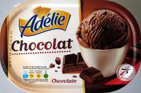 Crème glacée chocolat Adélie - Produit - fr