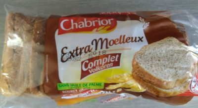 Extra Moelleux Complet - Product - fr