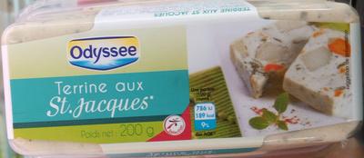 Terrine aux Saint Jacques - Product
