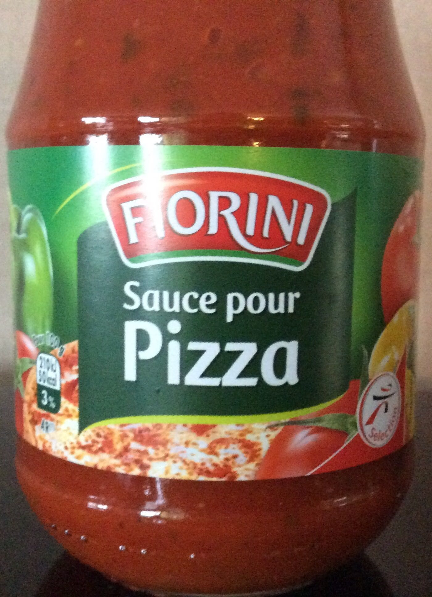 Sauce Pizza Tomates et Origan - Product