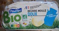 Beurre moulé doux Bio - Product