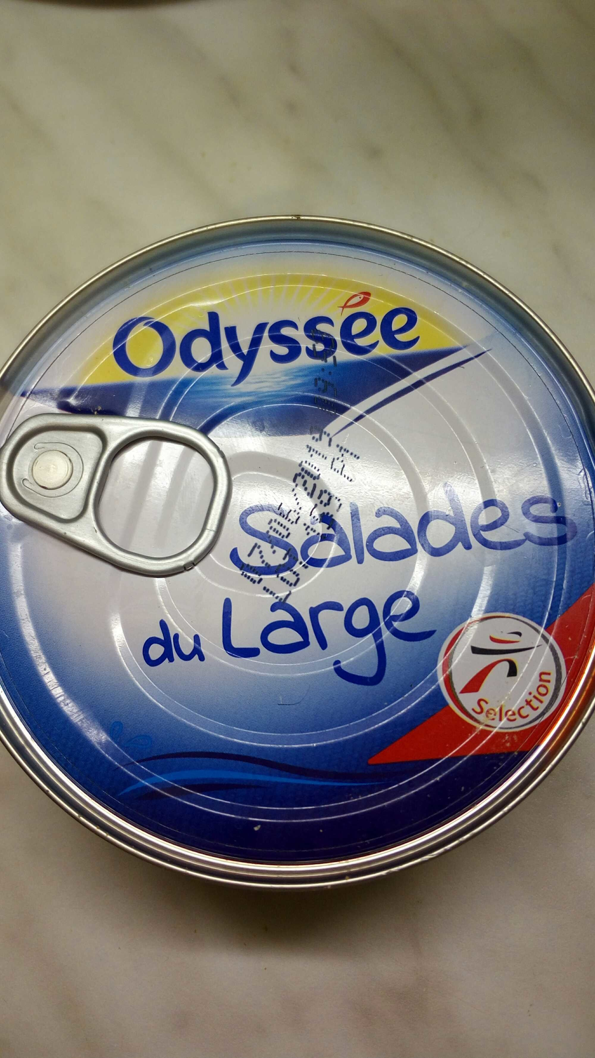 Salade du large - Produit - fr