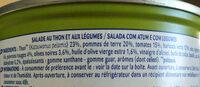 Salade du large - Ingrédients - fr