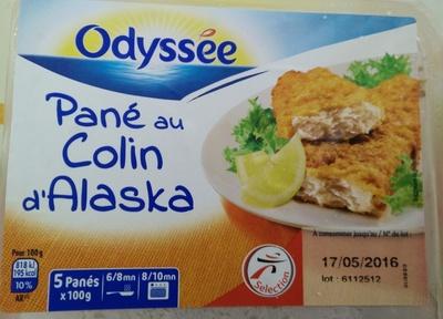 Pané au colin d'Alaska Odyssée - Product