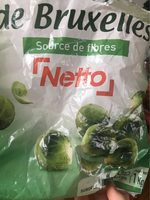 Netto Choux De Bruxelles Surgele - Produit