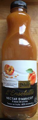 L'Ensoleillé Nectar D'Abricot - Product
