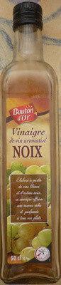 Vinaigre de vin aromatisé noix - Product - fr