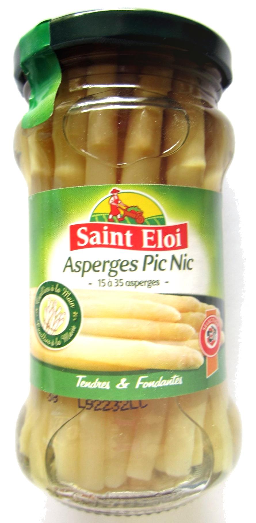 Asperges pic nic - Produit