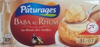Baba au Rhum des Antilles - Product