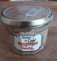 Terrine De Cerf - Product