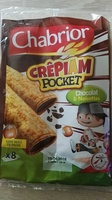 Crêpiam Pocket Chocolat & Noisettes - Product