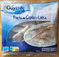 Filets de Colin-Lieu - Prodotto - fr