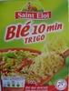 Blé 10 min Trigo - Produit