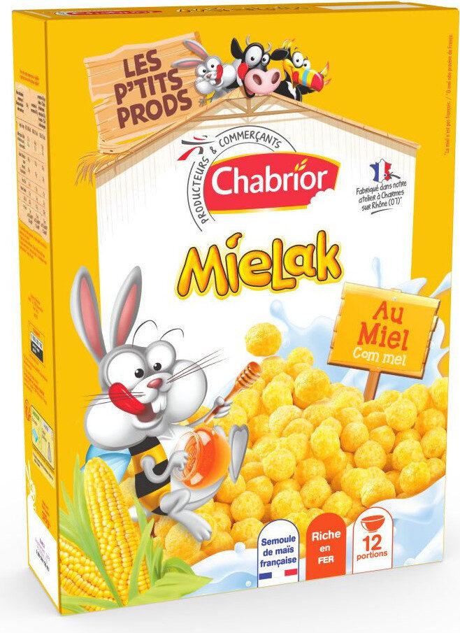 Céréales miélak au miel - Product - fr