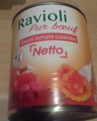 Ravioli Pur Bœuf - Product - fr