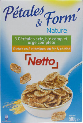 Pétales & form' nature 375g - Product - fr