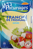 Tranche de fromage Nature - Product