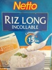 Riz long incollable - Produit