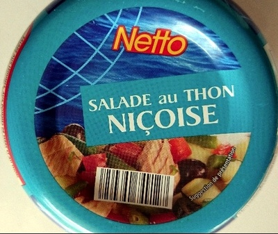 Salade au Thon Niçoise - Produit - fr