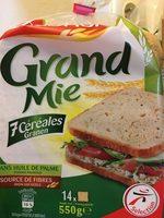 Grand mie 7 céréales - Product