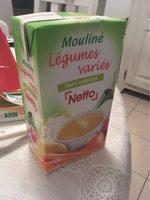 Mouliné de légumes variés - Product - fr