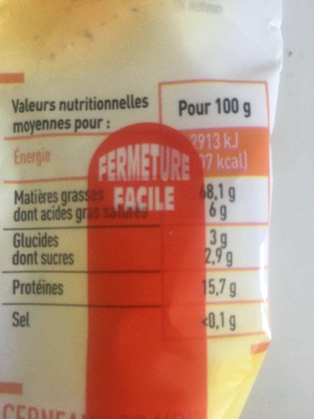 Cerneaux de noix - Ingrediënten - fr