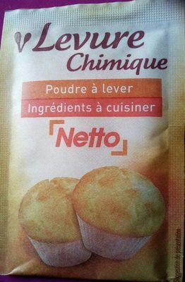 Netto Levure Chimique 6* - Prodotto - fr