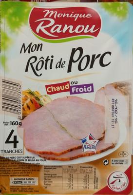Mon Rôti de Porc - Product - fr