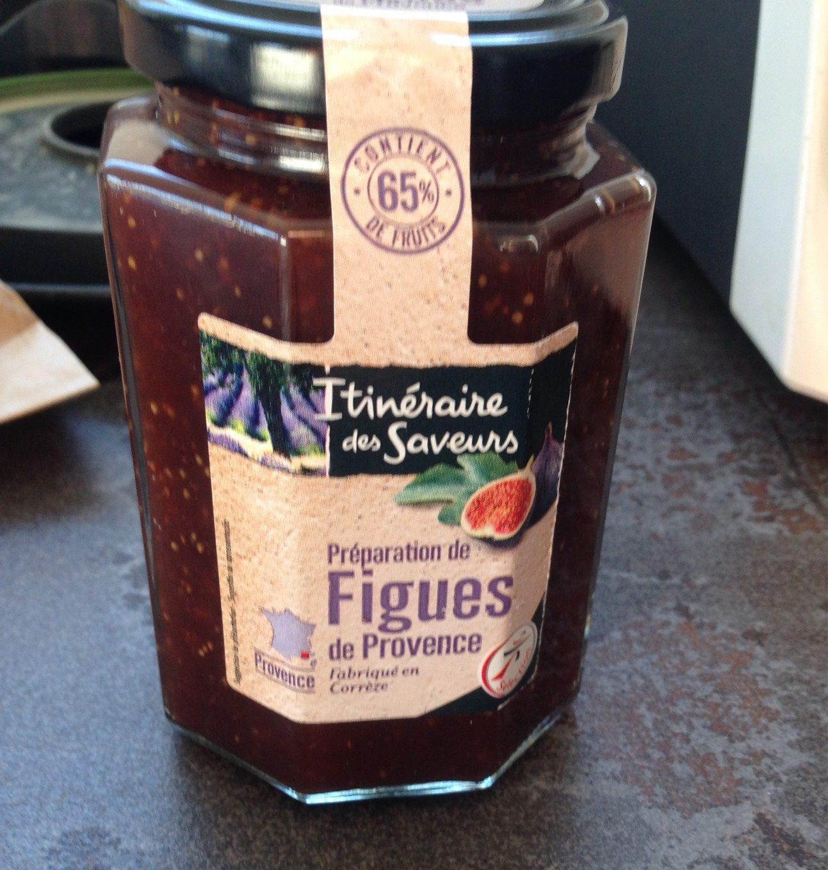 Preparation de figues de provence - 产品 - fr