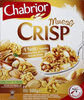 Céréales muesli crisp aux 4 noix - Prodotto