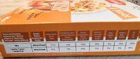 Céréales muesli crisp aux 4 noix - Voedingswaarden - fr