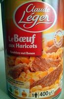 Le Bœuf aux Haricots (1 portion) - Product - fr