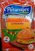 Mimolette les Tranchettes - Produit