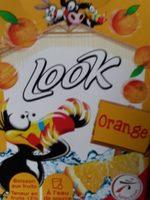 Orange - Informations nutritionnelles - fr
