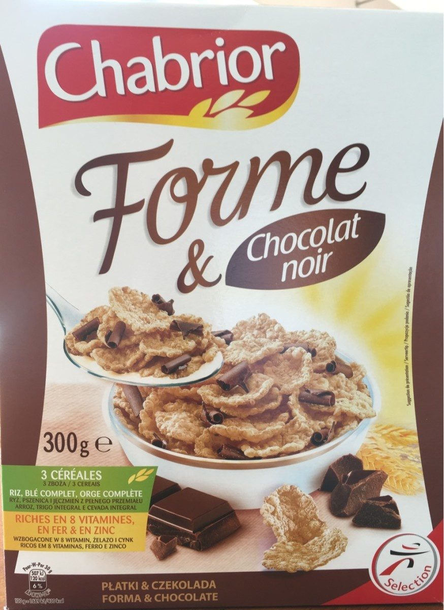 Forme & chocolat - Product - fr
