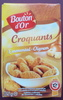 Croquants Emmental Oignon - Product