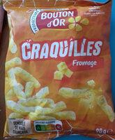 Craquilles au Fromage - Produit - fr