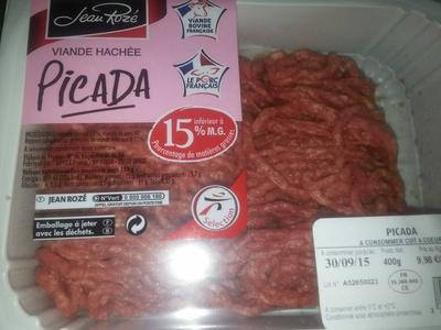 Viande hachée picada - Produit