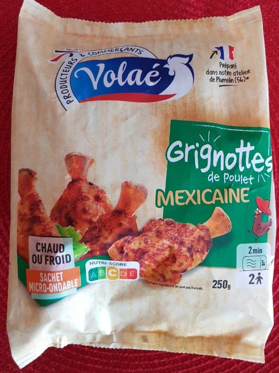 Grignottes de poulet mexicaine - Product